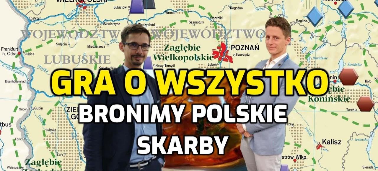GRA O WSZYSTKO - MISJA SENAT: uratować polskie skarby naturalne!