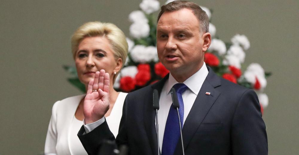 Zaprzysiężenie Andrzeja Dudy. Orędzie Prezydenta (VIDEO)