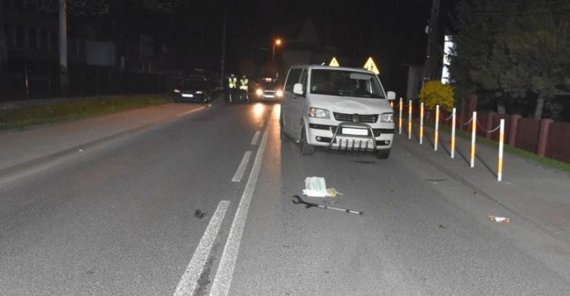 REGION: Trzy śmiertelne wypadki z udziałem pieszych! (FOTO)