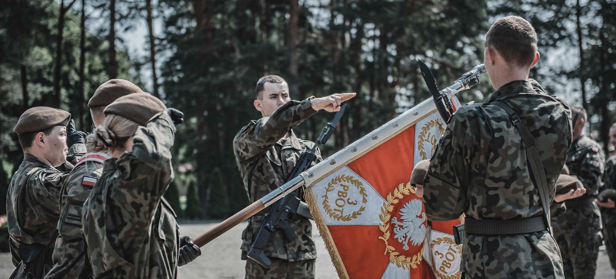 LESKO: Terytorialsi złożą ślubowanie!