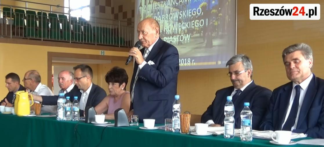RZESZÓW: Tadeusz Ferenc spotka się z mieszkańcami Zwięczycy