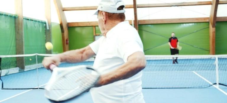 Wylicytuj tenisowy mecz z Tadeuszem Ferencem (WIDEO)
