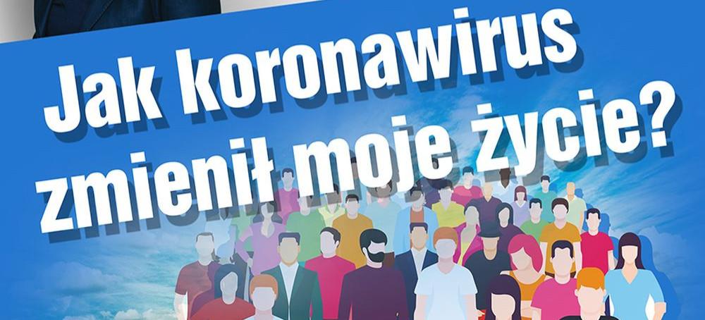 """Elżbieta Łukacijewska ogłasza konkurs. """"Jak koronawirus zmienił moje życie?"""""""