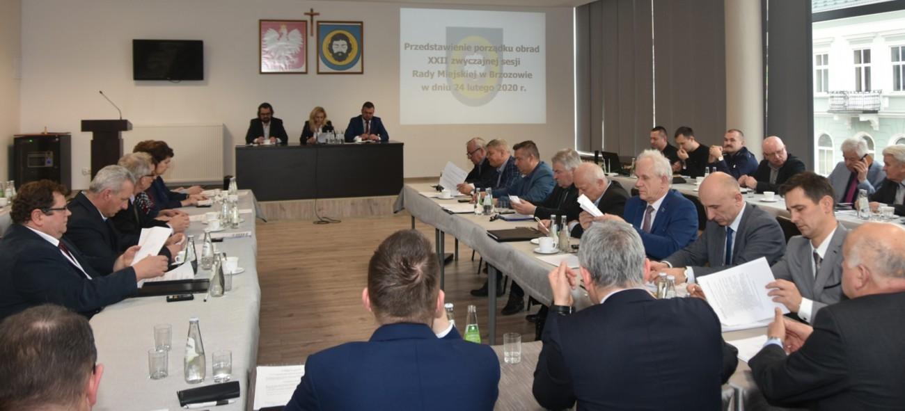 Sesja zwyczajna Rady Miejskiej (VIDEO, FOTO)