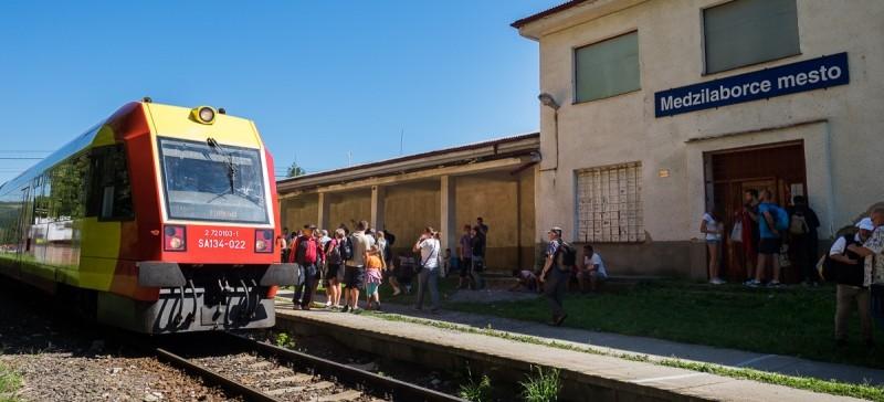 Z Rzeszowa na Słowację! Ruszyły wakacyjne kursy pociągów!