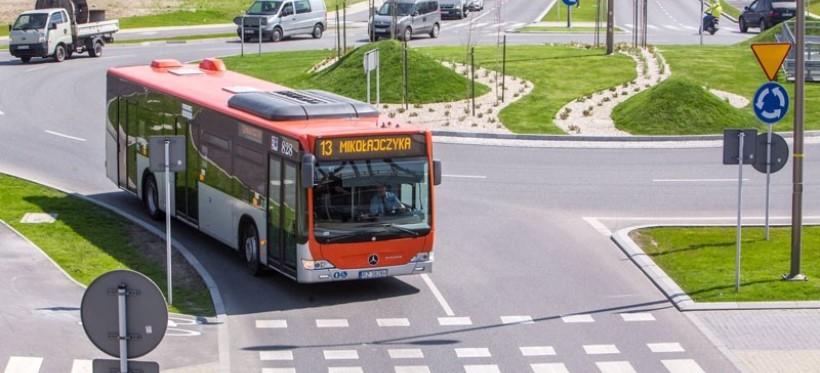W niedzielę pojawią się utrudnienia w ruchu, będą objazdy dla autobusów