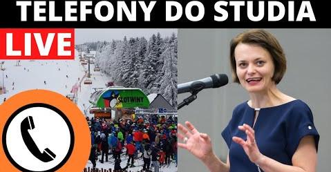 Synowie byłej wicepremier Jadwigi Emilewicz jeździli na nartach pomimo obostrzeń