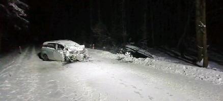 Tragiczny wypadek. Nie żyją dwie młode osoby (ZDJĘCIA)
