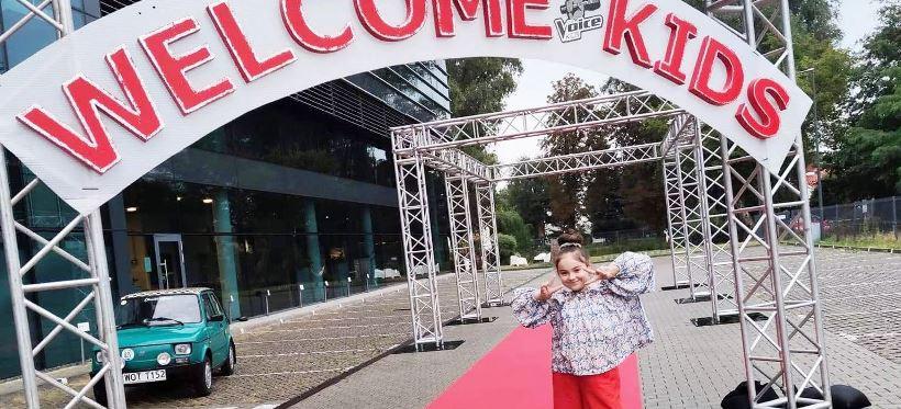 11-letnia Amelia Borkowska w The Voice Kids!