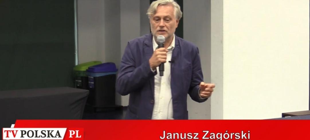 I Forum Nowej Polski – sejmiki i E-parlament Wolni Ludzie . DZIEŃ II (video) Janusz Zagórski