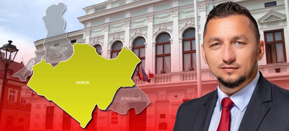 Czy to koniec szans na poszerzenie Sanoka? Jest rozporządzenie Rady Ministrów!