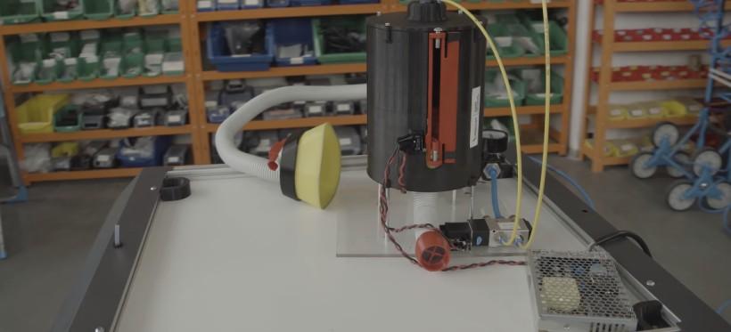 Respirator z drukarki 3D. Wyjątkowy projekt krośnianina!