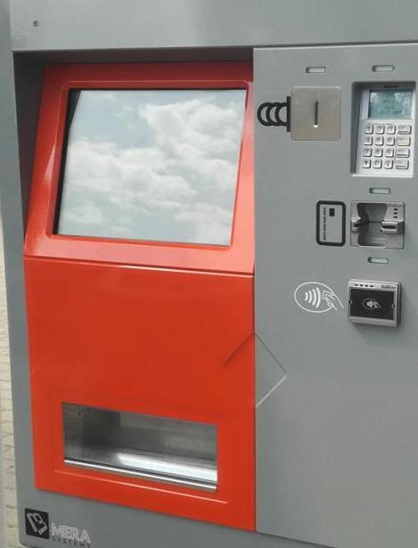Nowe biletomaty w Rzeszowie (ZDJĘCIA)