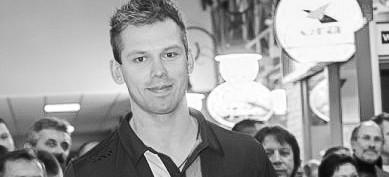 Zmarł Dawid Słowakiewicz, były hokeista KH Sanok. Miał 37 lat