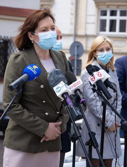 Ewa Leniart: Zwiększę dostęp do opieki psychologicznej dla rzeszowian (FOTO)