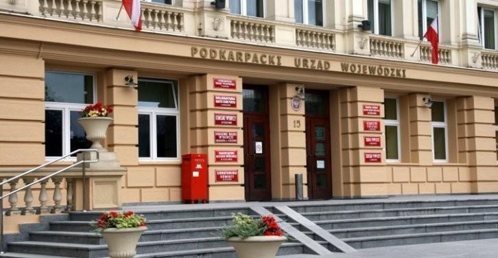 Alarm bombowy. Ewakuacja Urzędu Wojewódzkiego w Rzeszowie