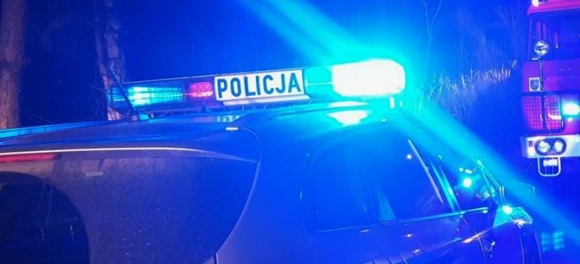 REGION: Tragiczny wypadek. Nie żyje motocyklista!