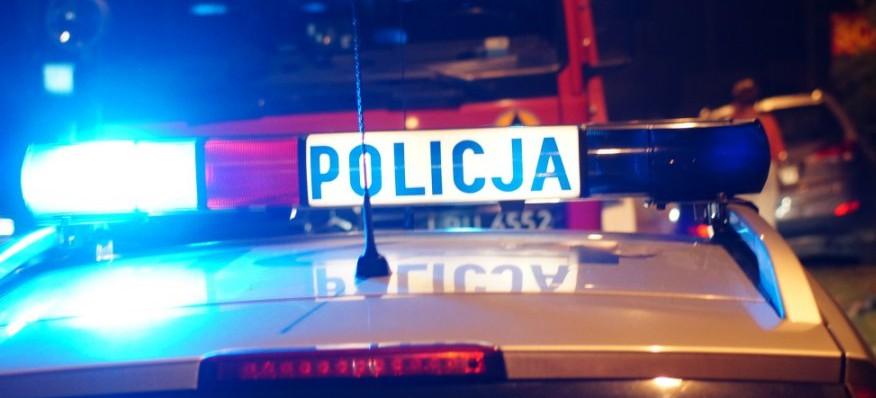 Pijany kierowca quada potrącił rowerzystkę z dzieckiem