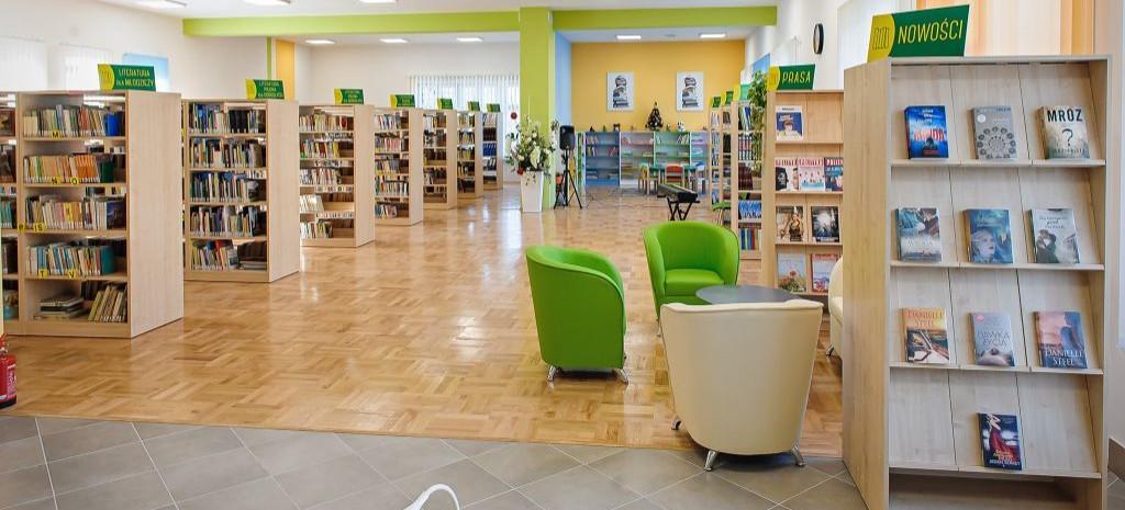 Nowa siedziba biblioteki w Zarszynie! (VIDEO, FOTO)