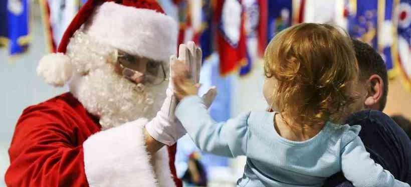 Moto-Mikołaj na Podpromiu! Charytatywnie dla dzieci z nowotworem (PROGRAM)