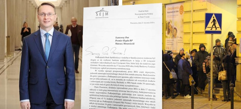 Walka o rekompensatę dla samorządów. Postulat posła Uruskiego (FOTO)