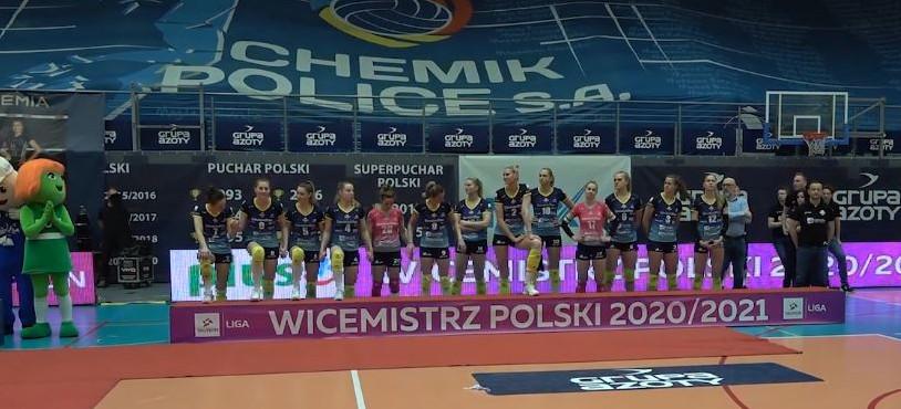 SIATKÓWKA KOBIET : Developres Rzeszów wicemistrzem Polski!