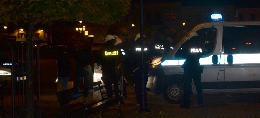 Próbowano wtargnąć do siedziby SLD. Działacze zastanawiają się, czy zgłaszać sprawę na policję
