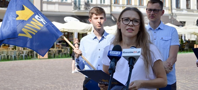 Partia KORWiN o programie wyborczym Konrada Fijołka (VIDEO, ZDJĘCIA)