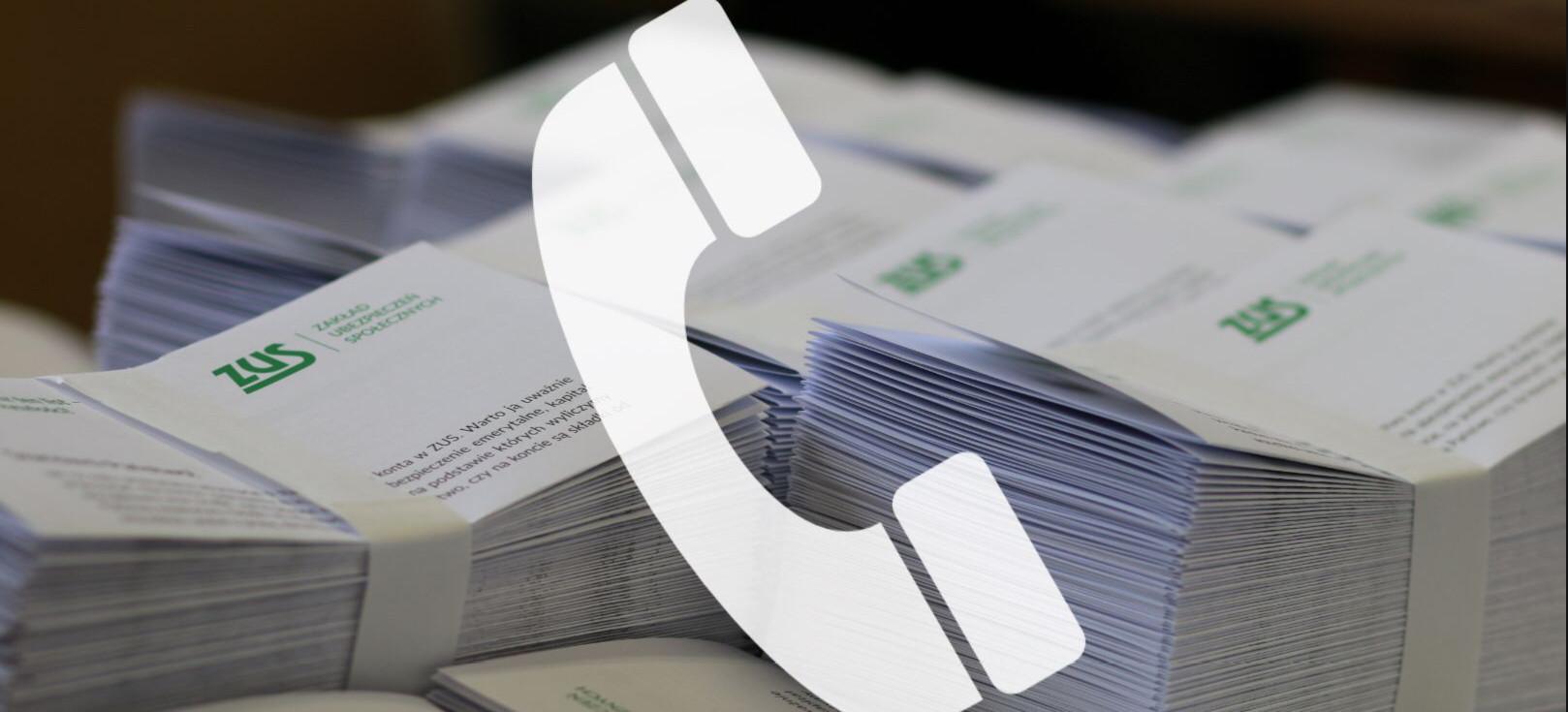 ZUS. Dzisiaj dyżur ekspertów w sprawach międzynarodowych emerytur i rent