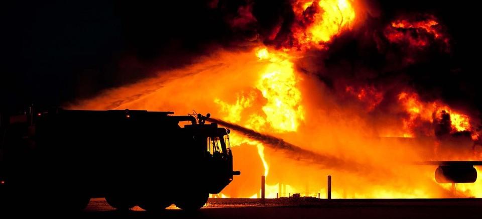 Działania podkarpackich strażaków podczas wakacji – podsumowanie