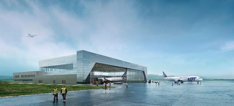 W Jasionce będą serwisowane największe samoloty z całego świata!