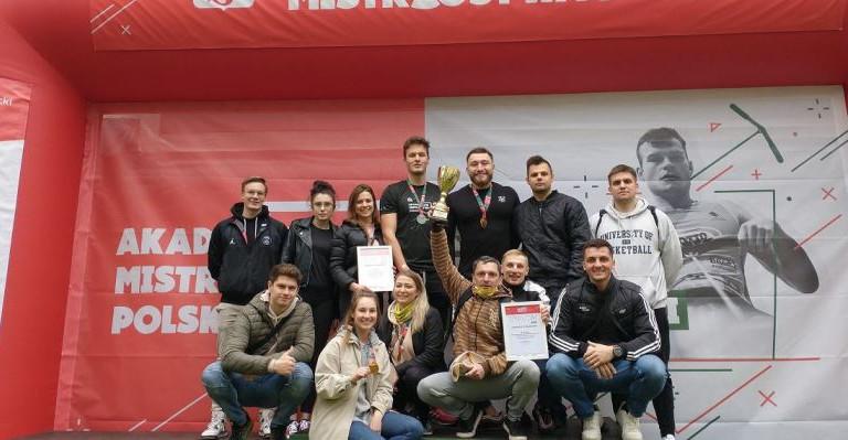 Złoty medal studentów UR na mistrzostwach Polski w ergometrze wioślarskim (FOTO, VIDEO)