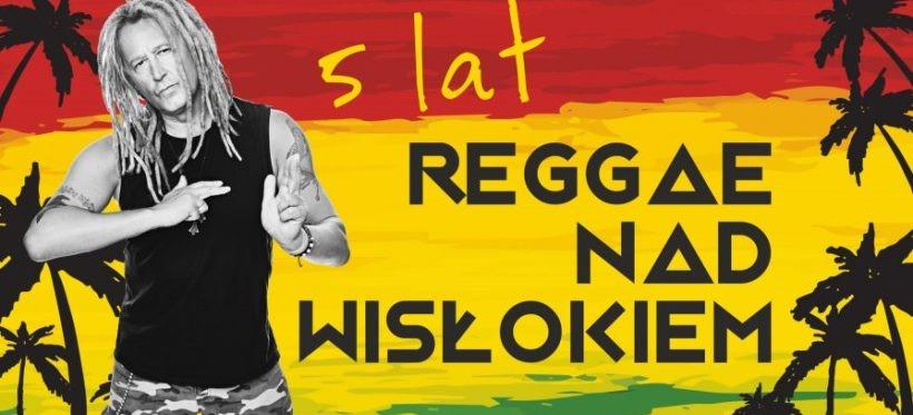 """Maleo Reggae Rockers gwiazdą wieczoru tegorocznego """"Reggae nad Wisłokiem""""!"""
