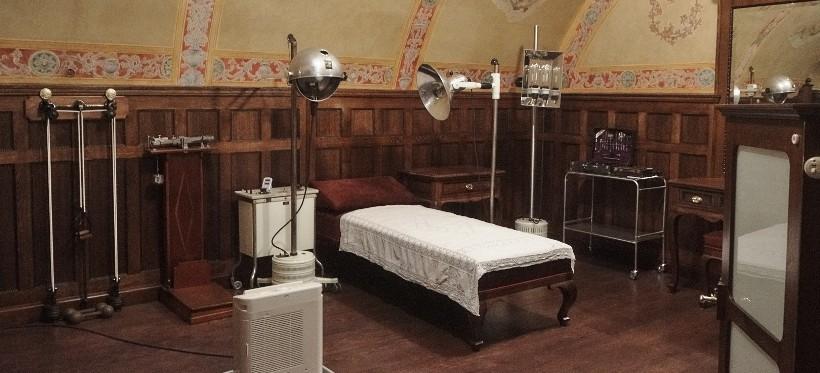 Odnowiono Łaźnie Rzymskie w łańcuckim zamku! (FOTO)