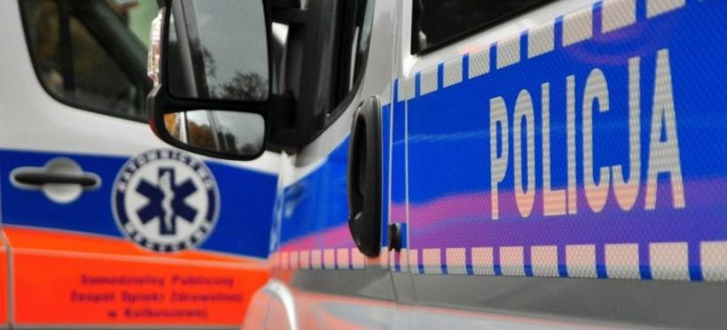 REGION: Tragiczny wypadek w pracy! Nie żyje 52-letni mężczyzna