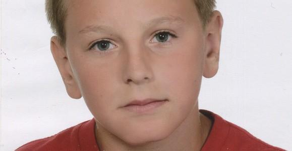 POLICJA: Poszukujemy 14-letniego Sebastiana