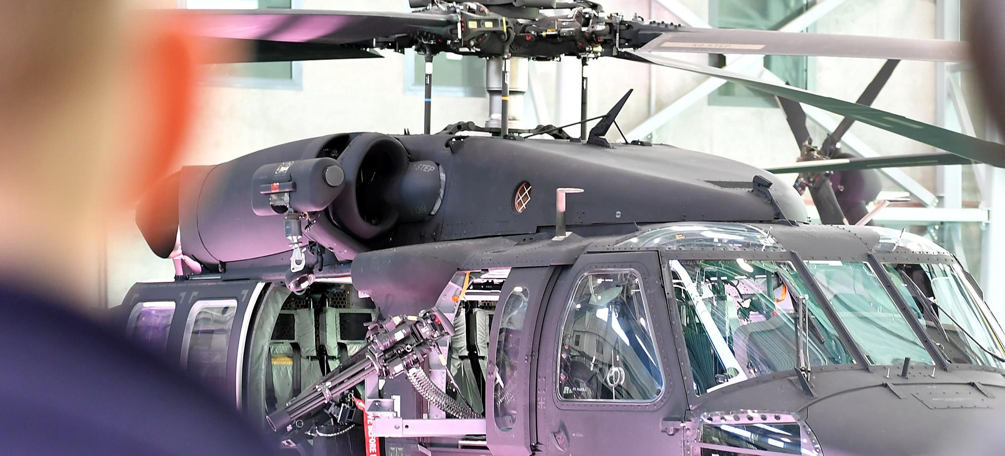 Black Hawki z Podkarpacia dla wojsk specjalnych! (WIDEO)