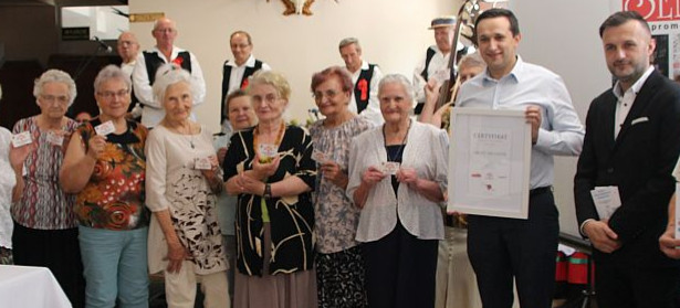 Cenna inicjatywa. Ukłon w stronę seniorów (VIDEO, FOTO)