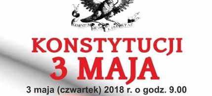 Święto Konstytucji 3 Maja w Krośnie (zobacz PROGRAM)