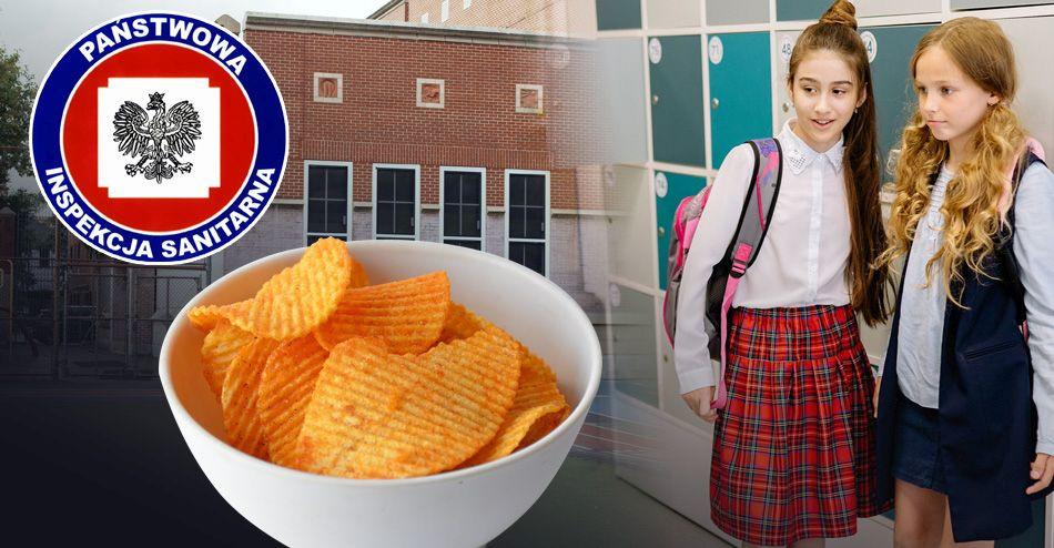 INTERWENCJA: Szkodliwe produkty w sklepiku szkolnym! Wyniki kontroli sanepidu