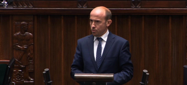 Borys Budka: Debata nad wotum zaufania dla Rządu (VIDEO)