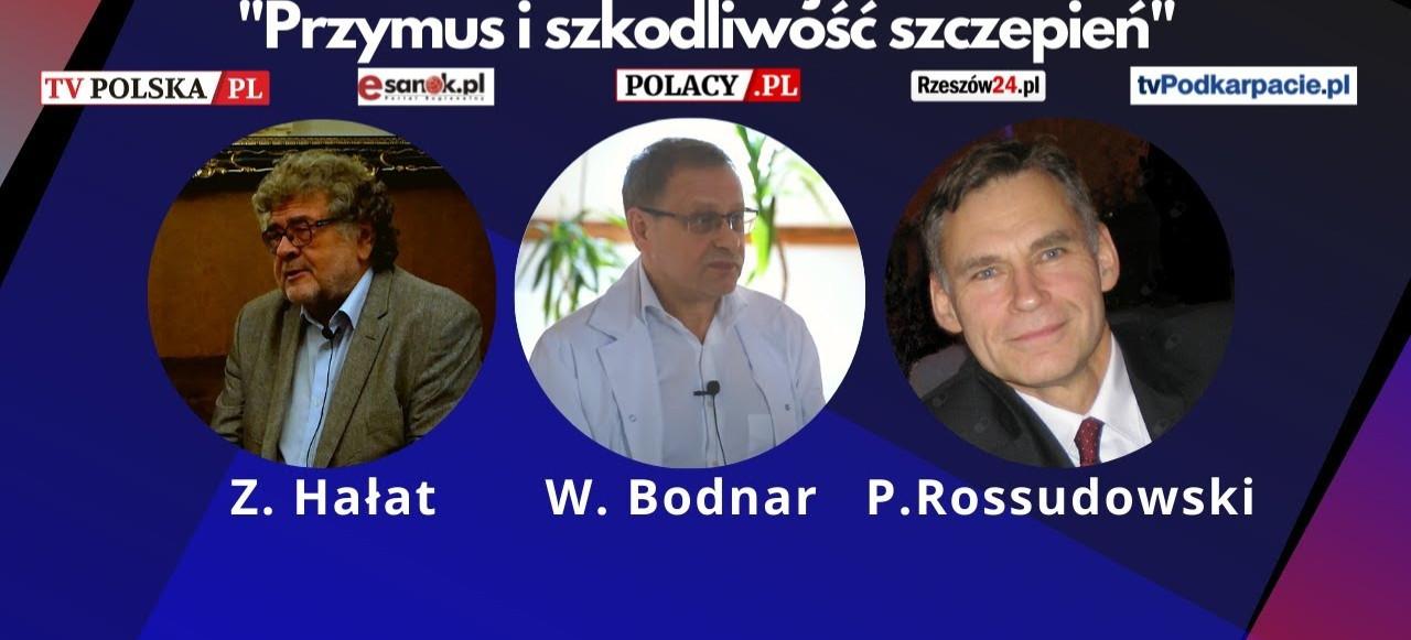 HAŁAT, BODNAR, ROSSUDOWSKI :  Przymus i szkodliwość eksperymentów medycznych na dzieciach w Polsce