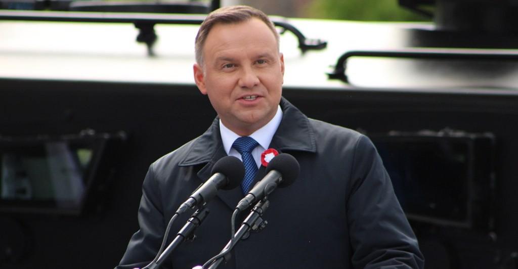 PIĄTEK: Prezydent Andrzej Duda w Jasienicy Rosielnej