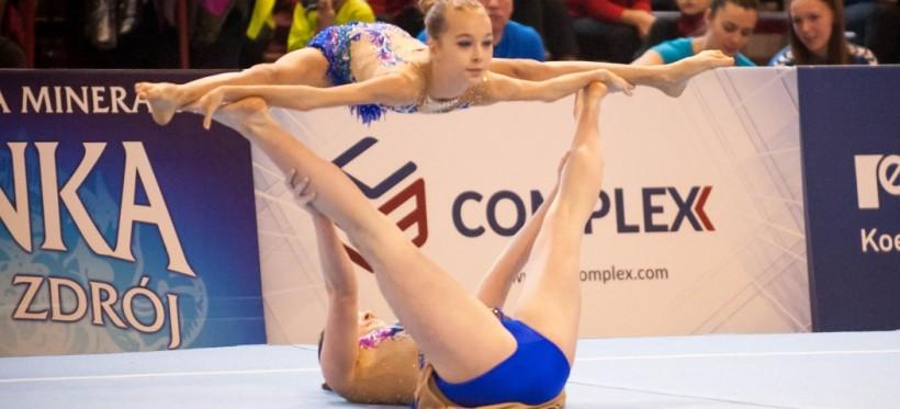 UDOSTĘPNIJ: Rzeszowskie akrobatki mogą pojechać na mistrzostwa Europy. Trwa zbiórka pieniędzy!