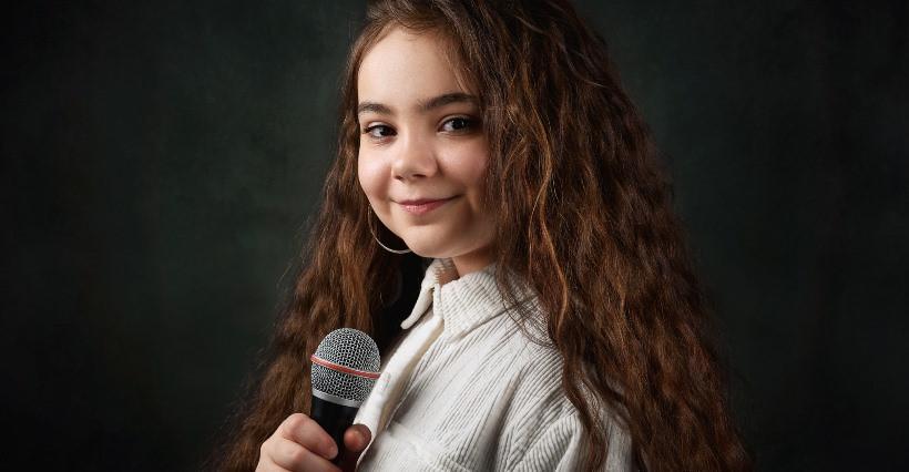 11-letnia Amelia Borkowska z Rzeszowa w kolejnym etapie The Voice Kids! (FOTO, VIDEO)