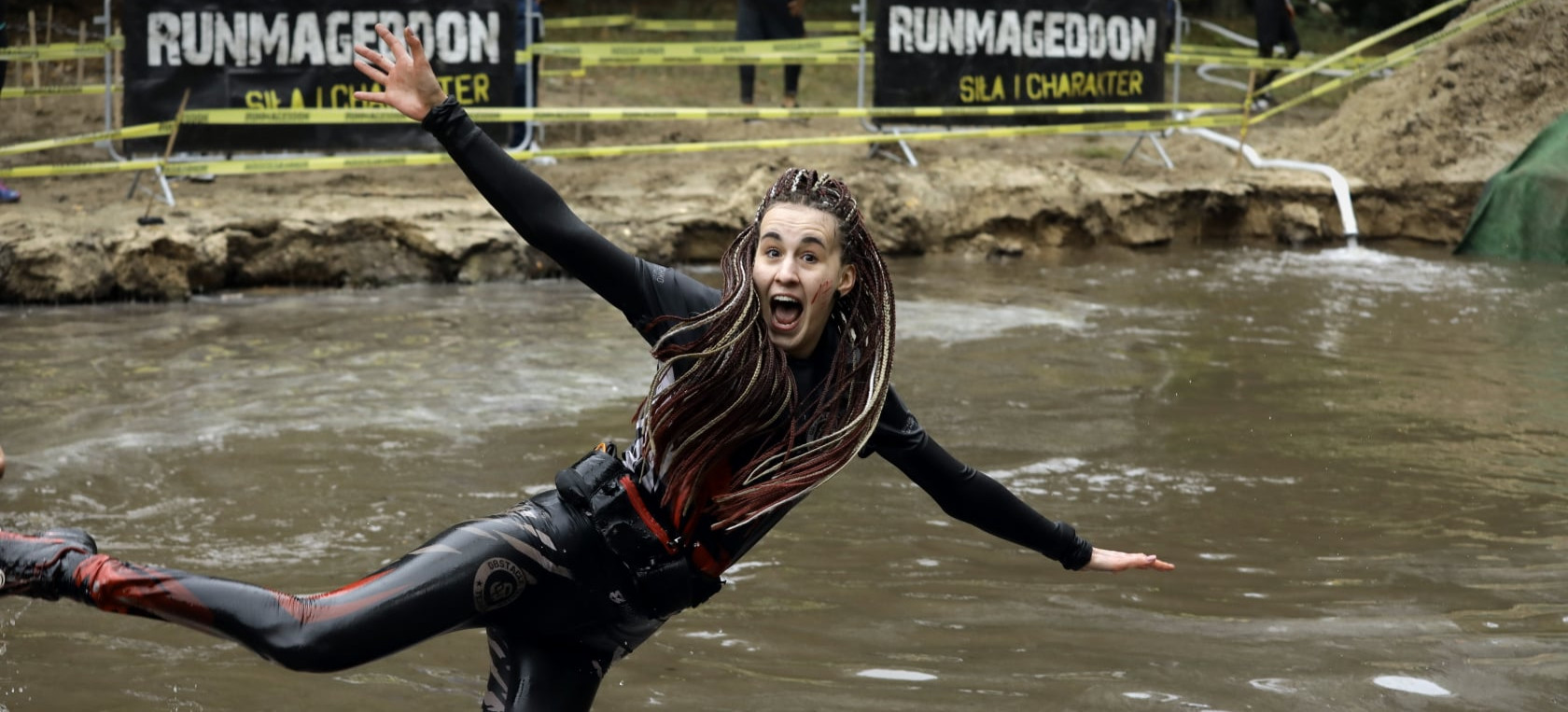 Runmageddon LESKO Brama Bieszczad zakończy sezon 2021 (ZDJĘCIA)