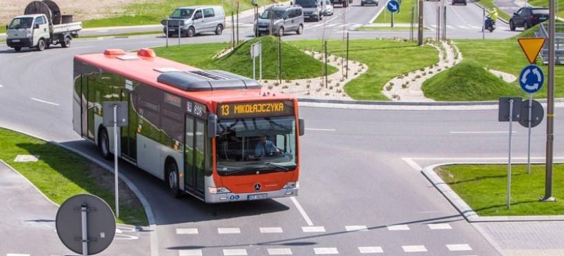 Zmiany rozkładów jazdy autobusów od 29.10 do 04.11