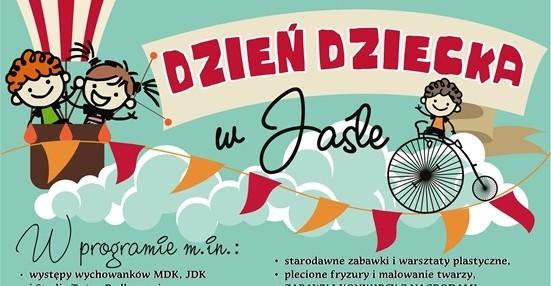 Dzień Dziecka w Jaśle – 100 atrakcji na stulecie odzyskania niepodległości (SZCZEGÓŁOWY PROGRAM)