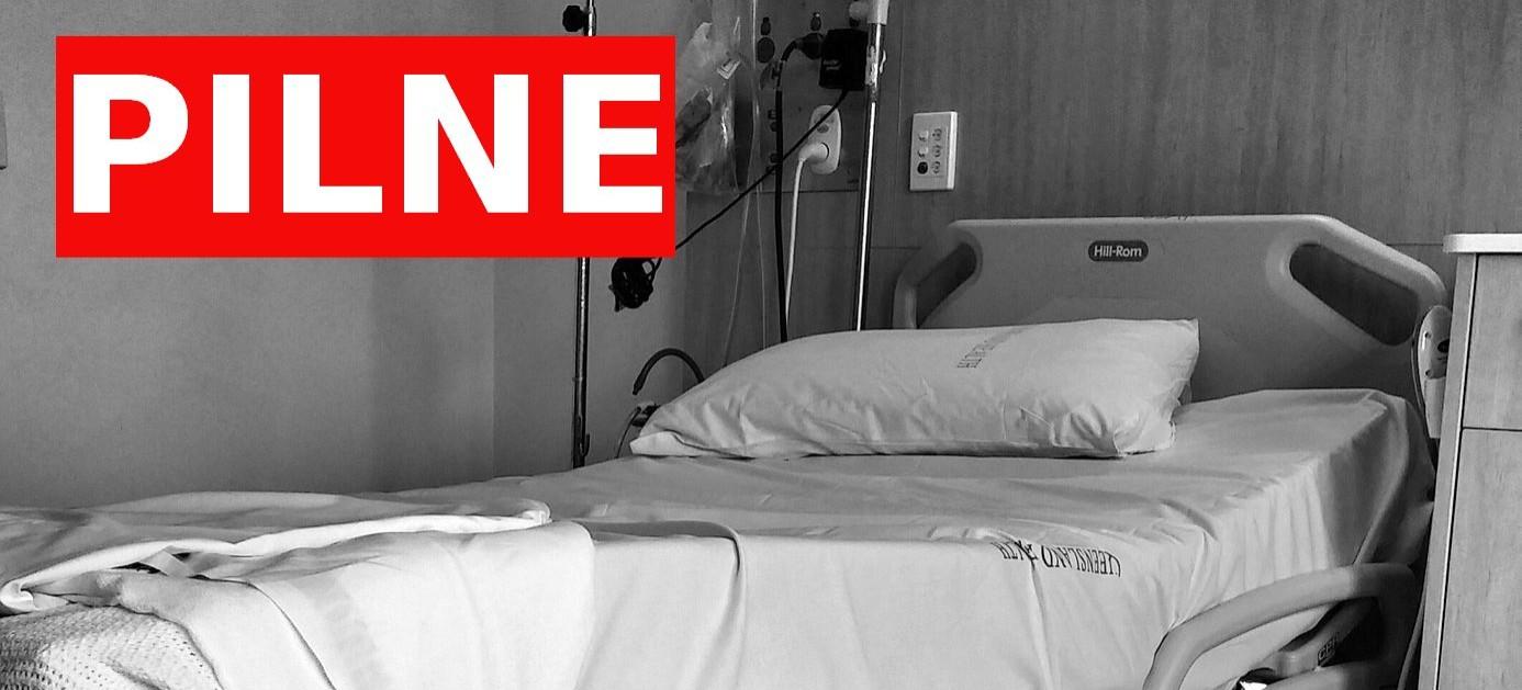 PODKARPACIE: Śmierć dwóch osób zakażonych koronawirusem