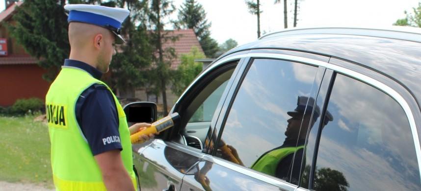 Policjanci sprawdzili trzeźwość blisko 800 kierowców. Wszyscy zdali egzamin